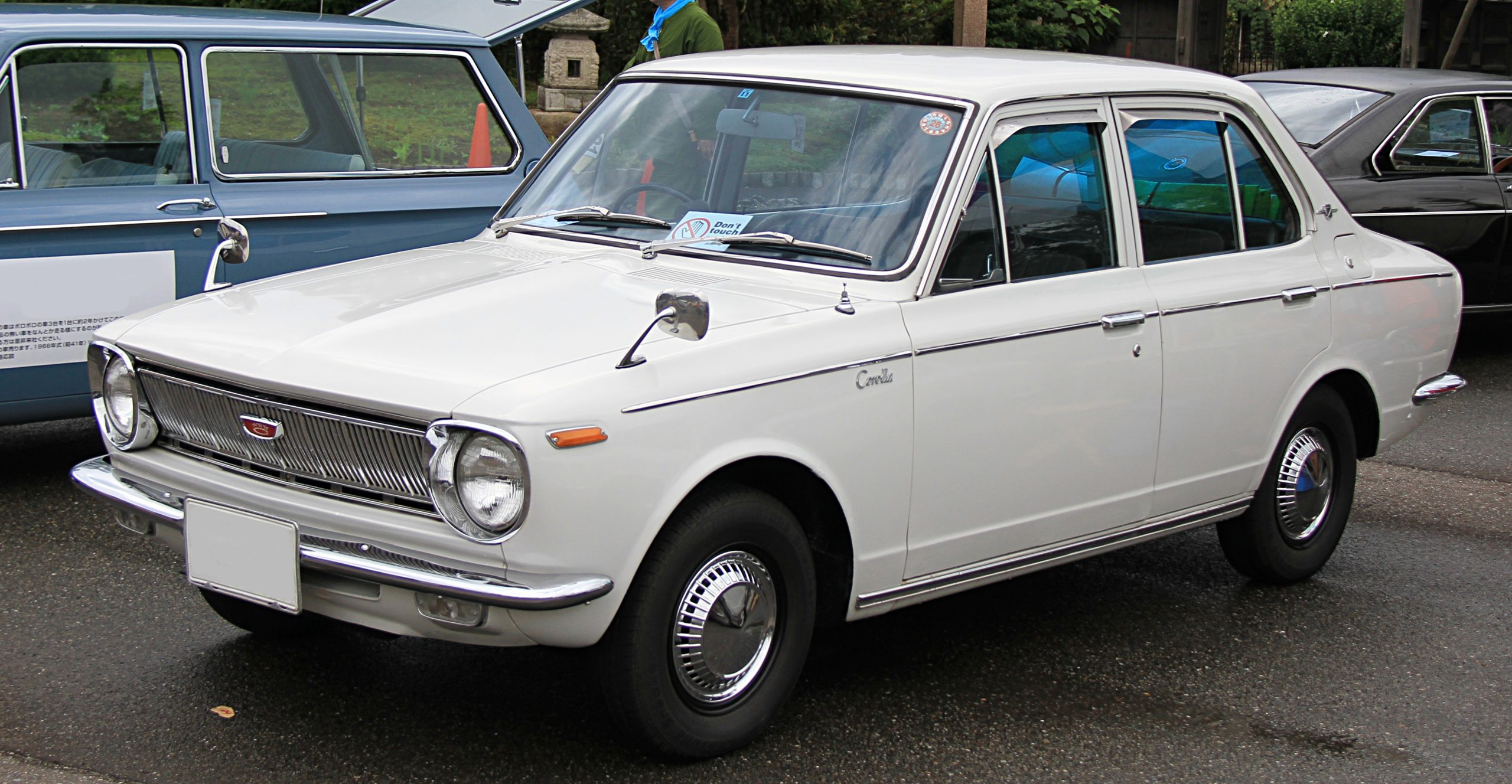 A Brief History of the Toyota Corolla