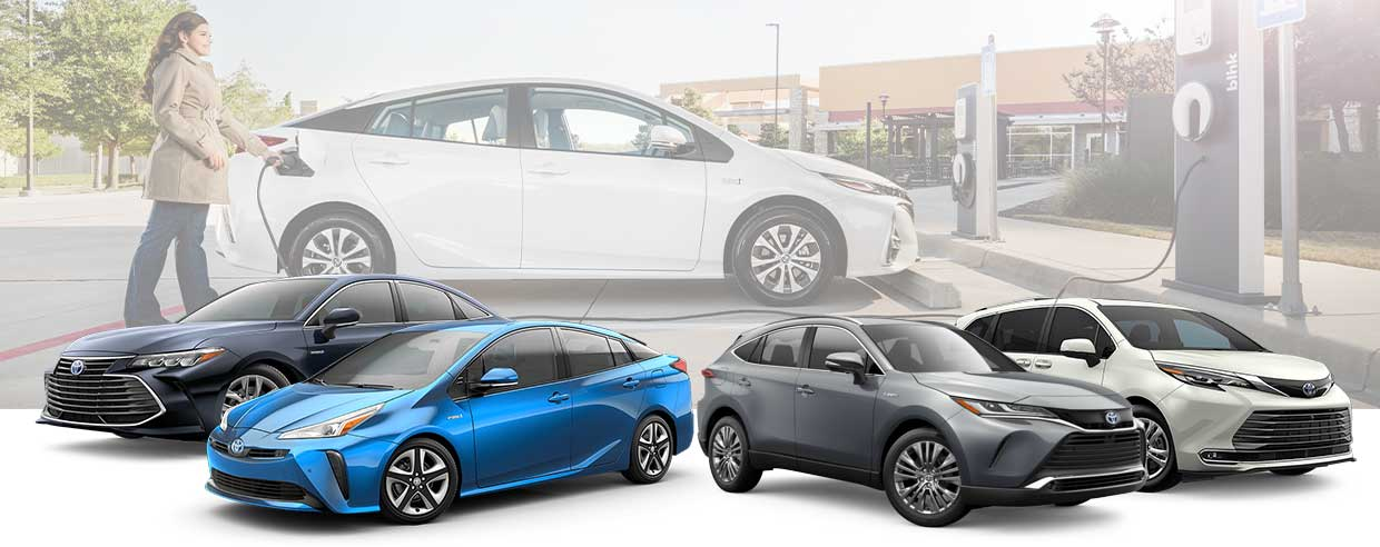 Explore the Expansive Toyota Hybrid Lineup